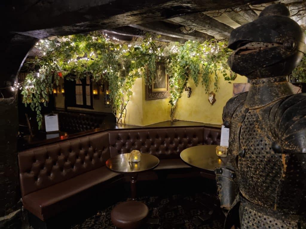 kings head historic pub chester