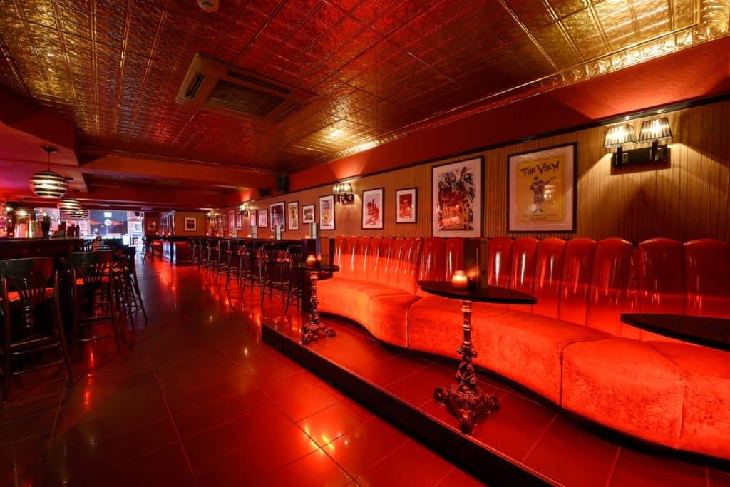kuckoo chester cocktail bar interior