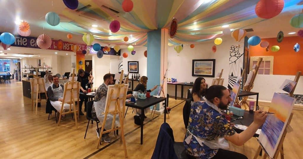 pictura studios art studio