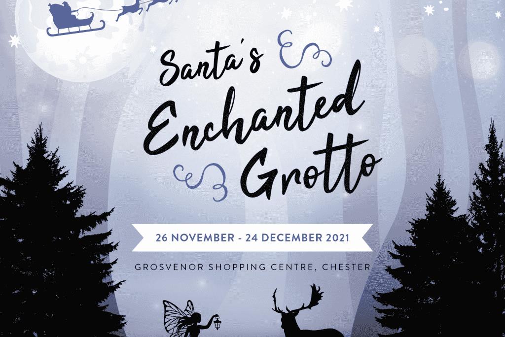 santas enchanted grotto