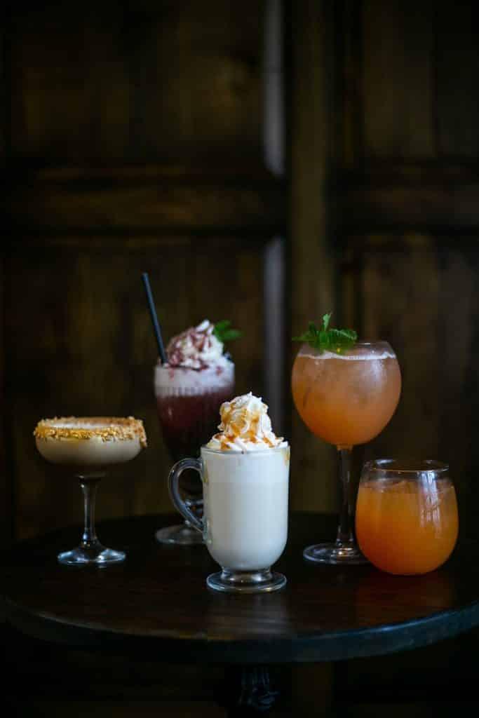 the botanist chester christmas cocktails