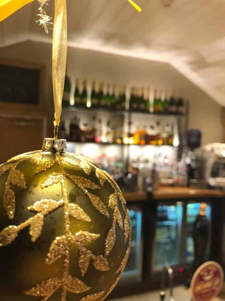 wild goose christmas new year dining